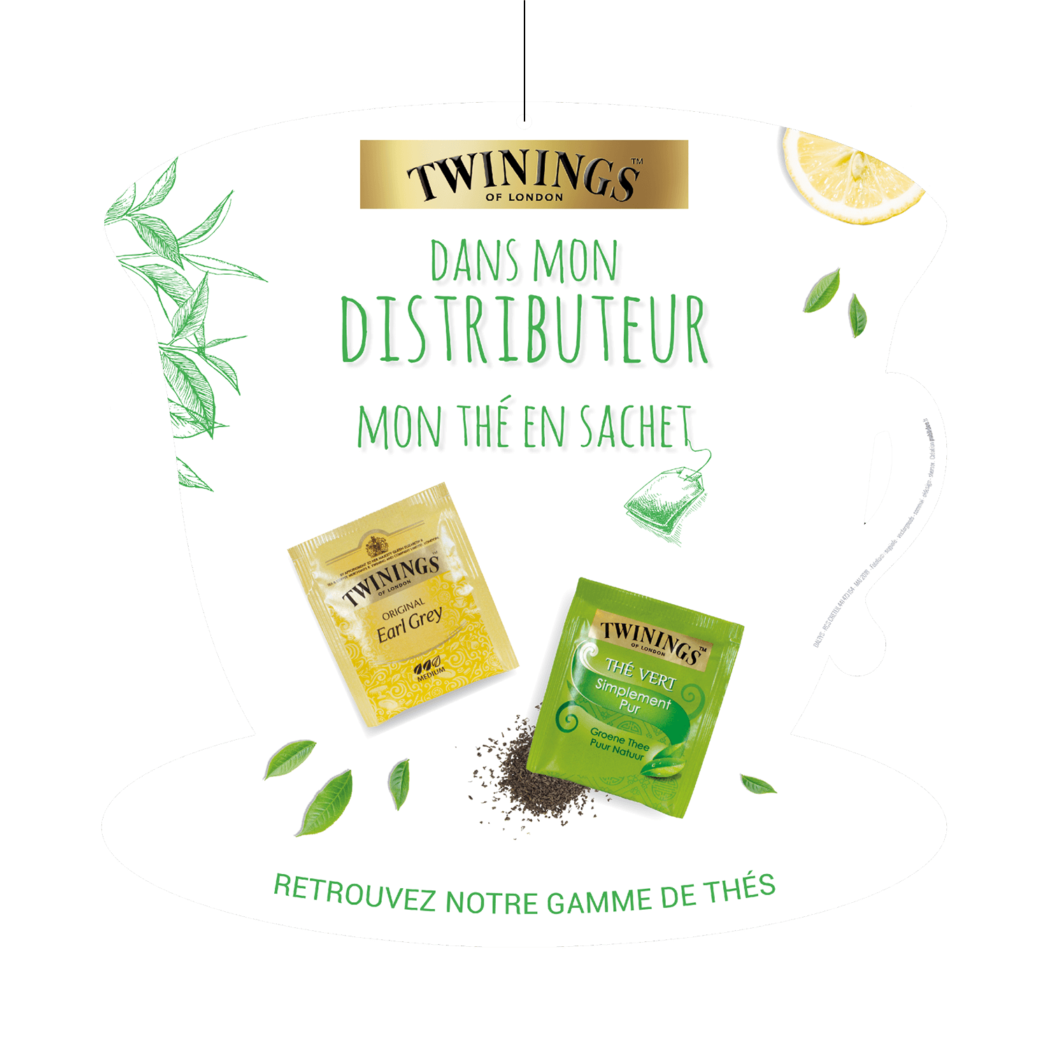 Mobile Twinings stations Carrefour