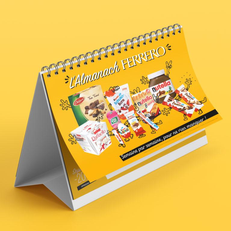 Almanach couverture